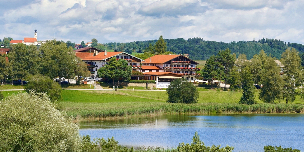 3 sterren Hotel Seeblick in Pelham am See