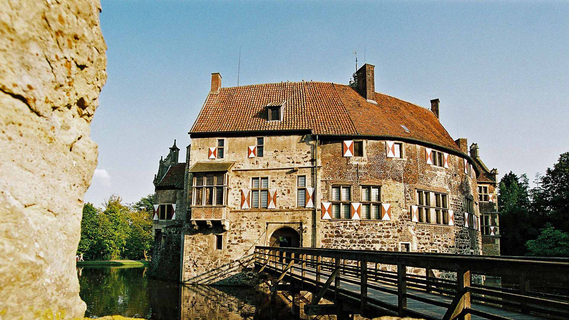 Burg Vischering in Lüdinghausen.
