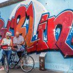 De muur in Berlijn, een van de highlights tijdens een fietscruise in Berlijn. © SE-Tours