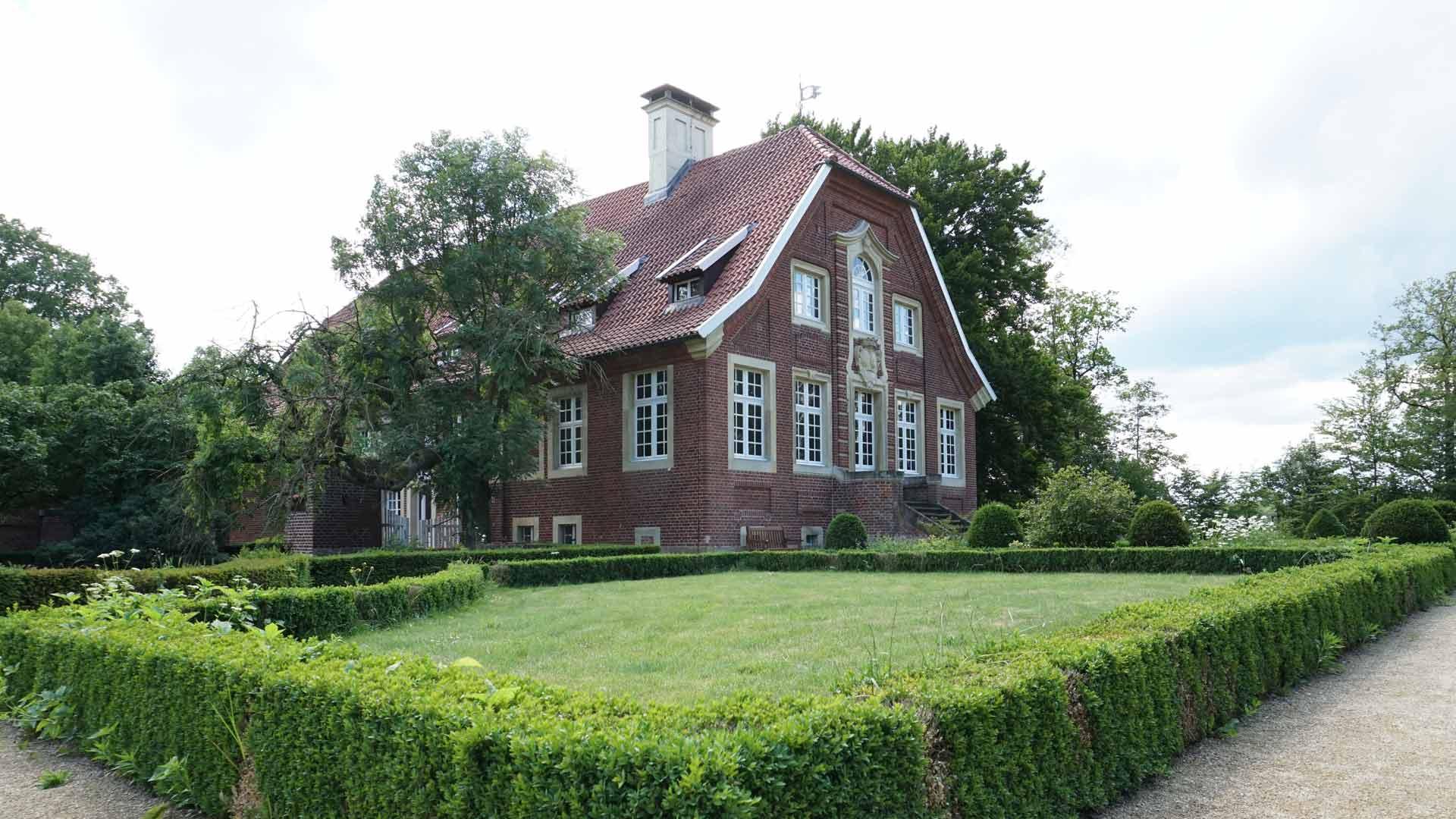 Haus Rüschhaus. © Kootstra