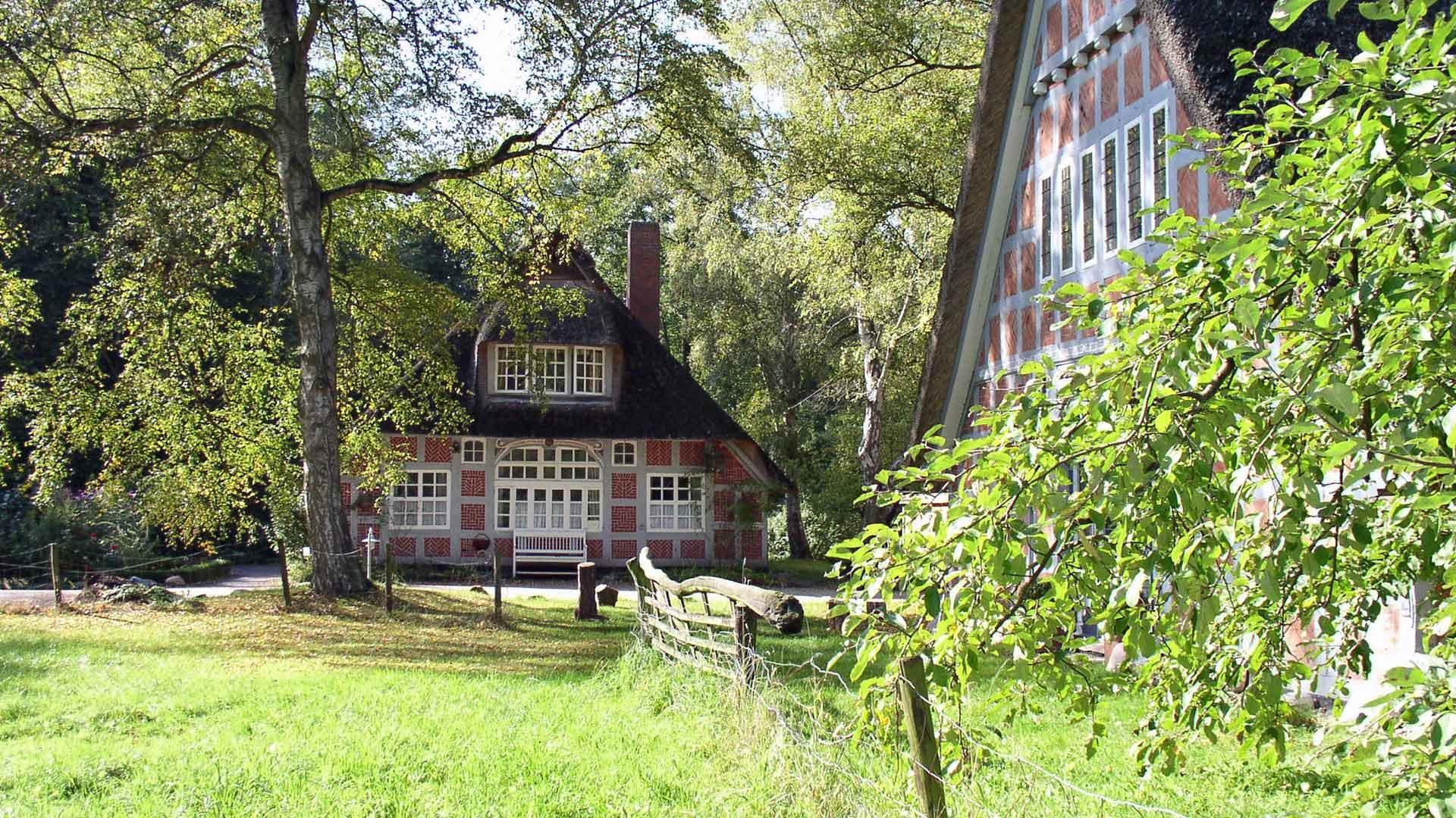 Haus im Schluh in Worpswede is tegenwoordig een museum