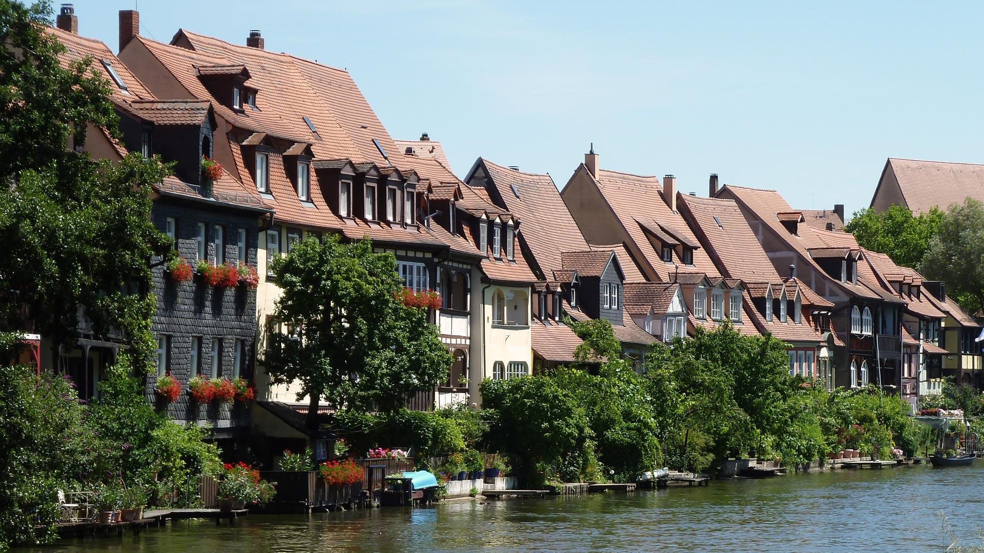 Klein Venedig in Bamberg. © Axel Scheibe SE-Tours