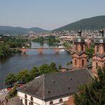 Uitzicht over Miltenburg en de Main. © Axel Scheibe - SE-Tours