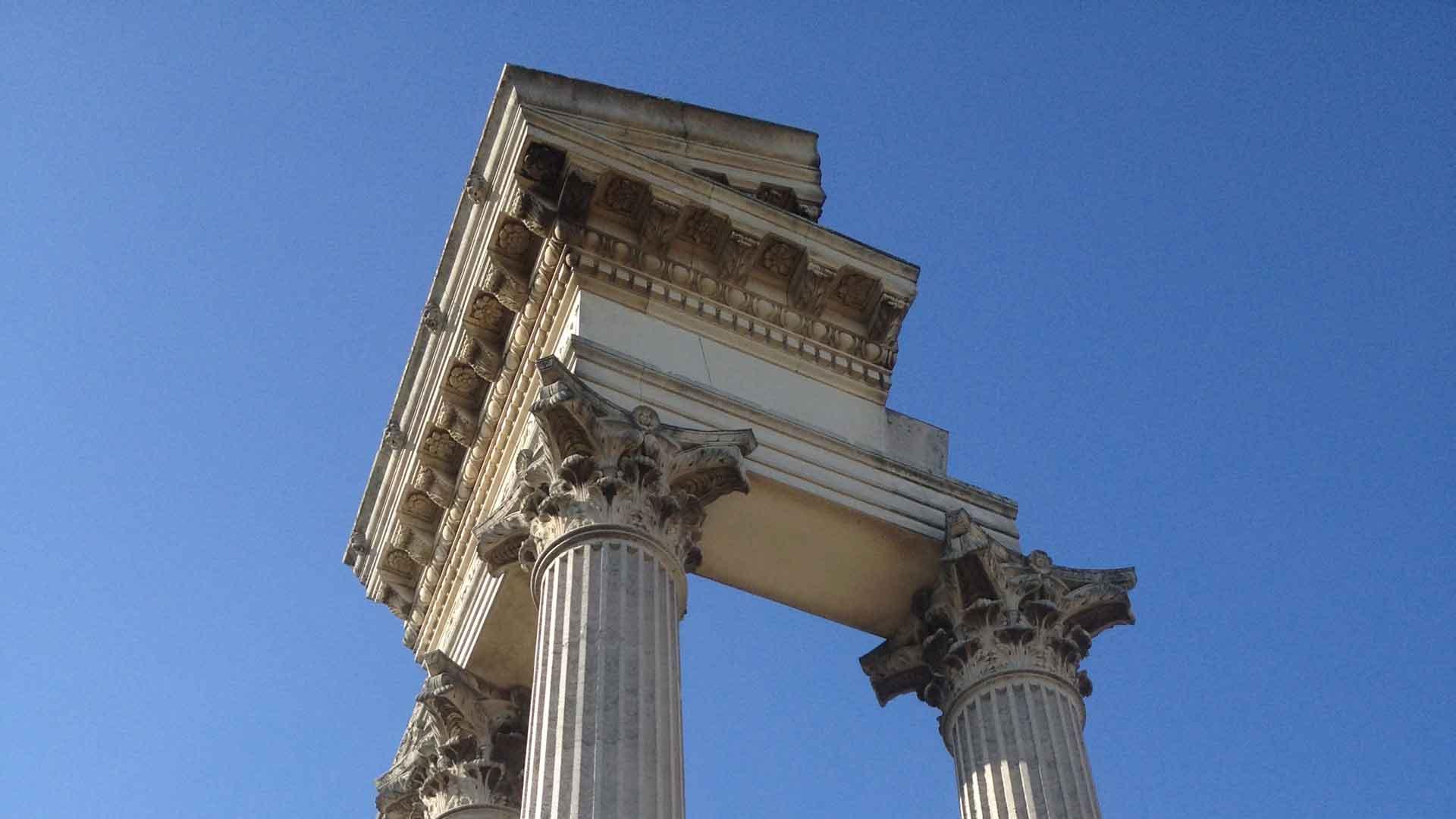 In Xanten zijn interessante Romeinse bezienswaardigheden te zien.
