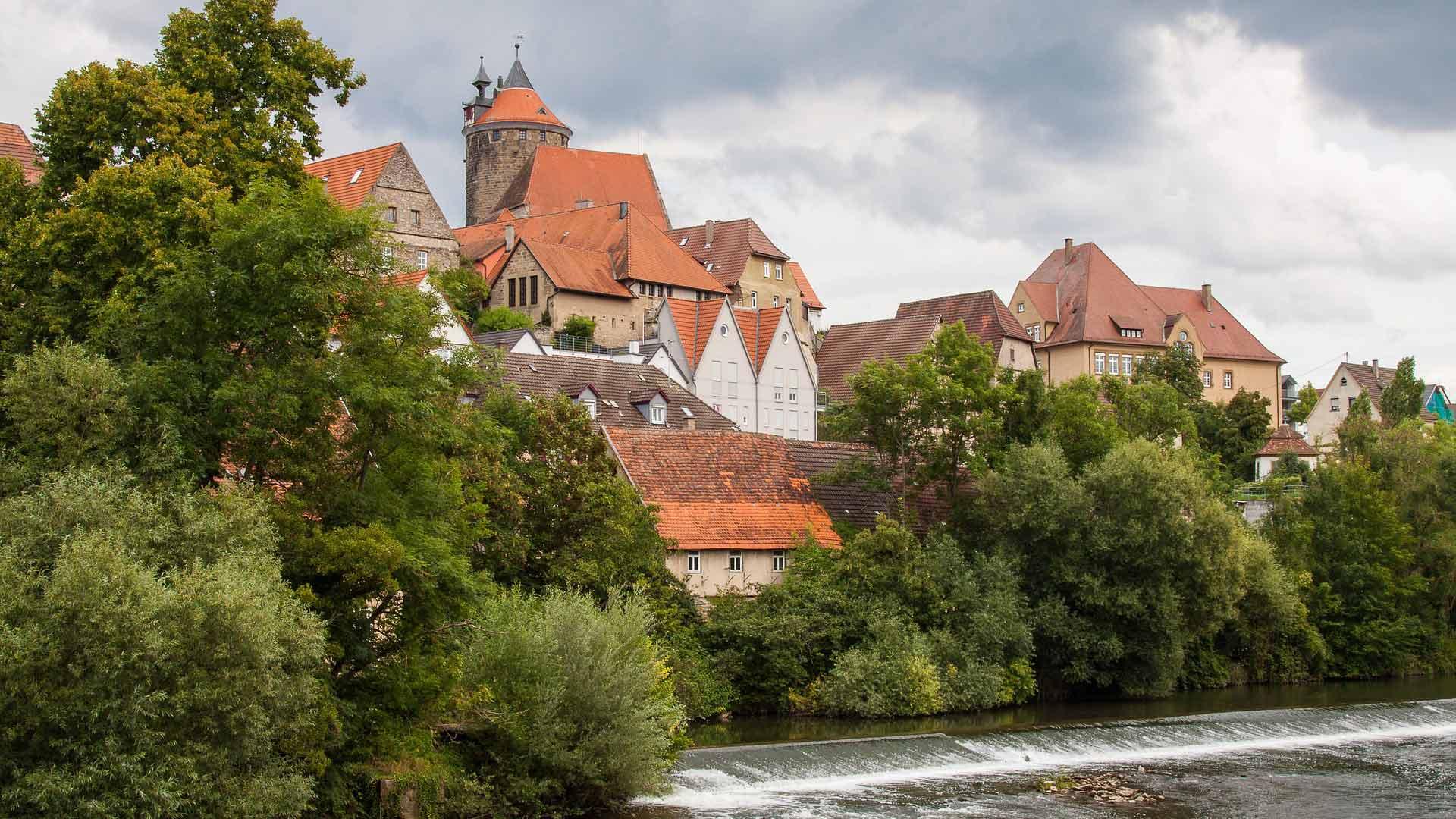 Bezoek schilderachtige stadjes zoals Besigheim