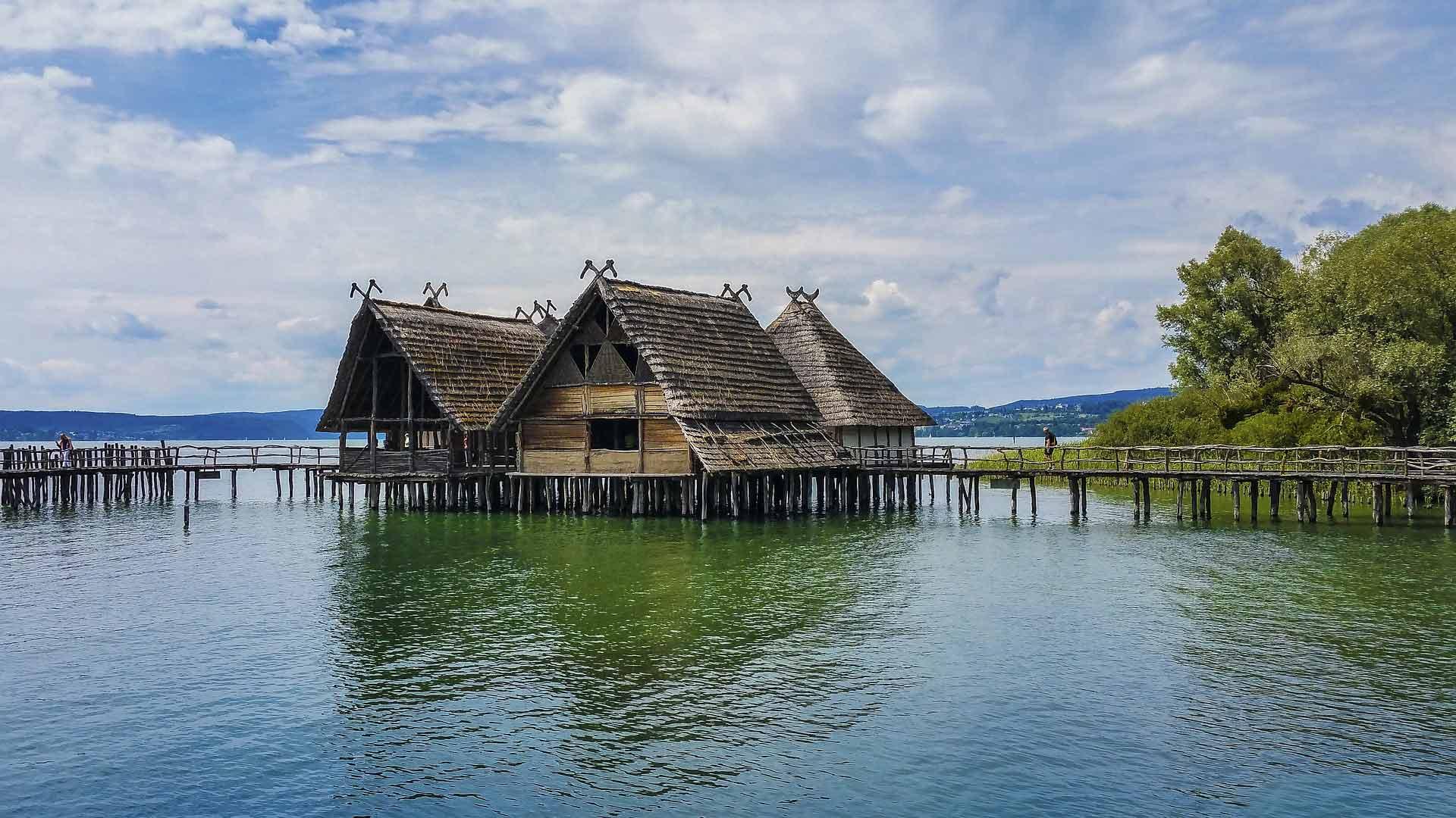 De Paalhuizen aan de Bodensee