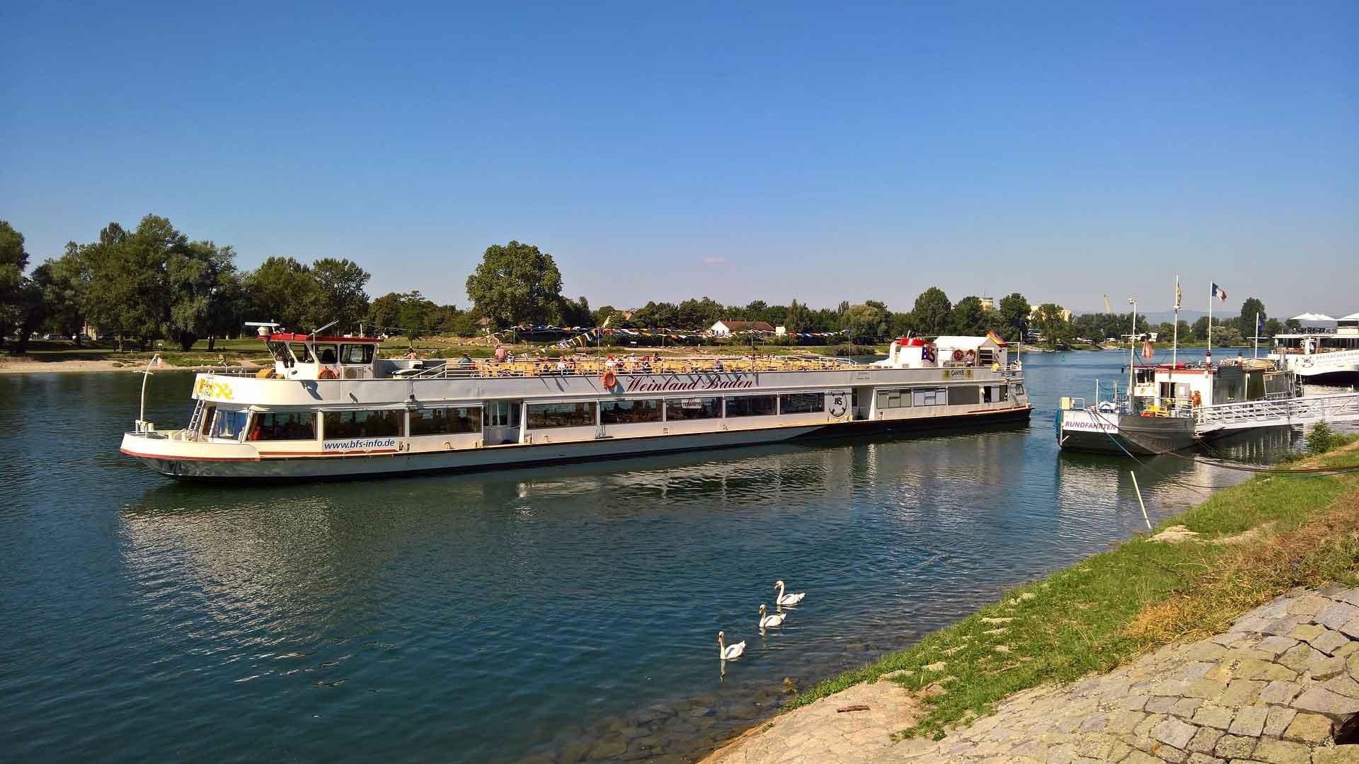 Breisach aan de Rijn.