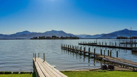 De Chiemsee is een prachtig meer in Beieren.
