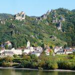 Als je gaat fietsen van Passau naar Wenen kom je ook door Dürnstein aan de Donau. Donau