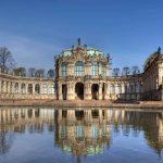 De beroemde Zwinger in Dresden: een van de hoogtepunten van je fietsreis langs de Elbe.