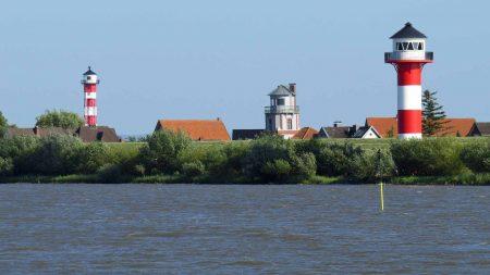 Altes Land is het grootste fruitteelt gebied van Duitsland.