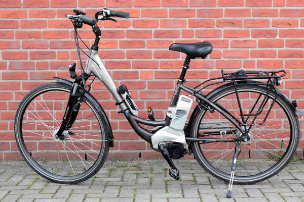 E-bike huurfiets Mecklenburger Radtours