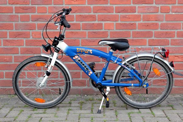 Kinderhuurfiets Mecklenburger Radtours
