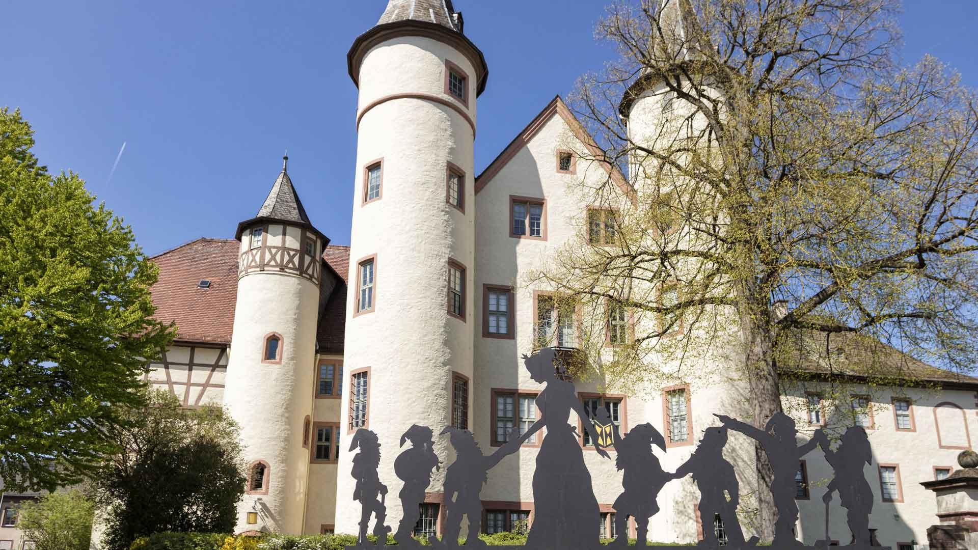 In Lohr am Main zou Sneeuwwitje geboren zijn.
