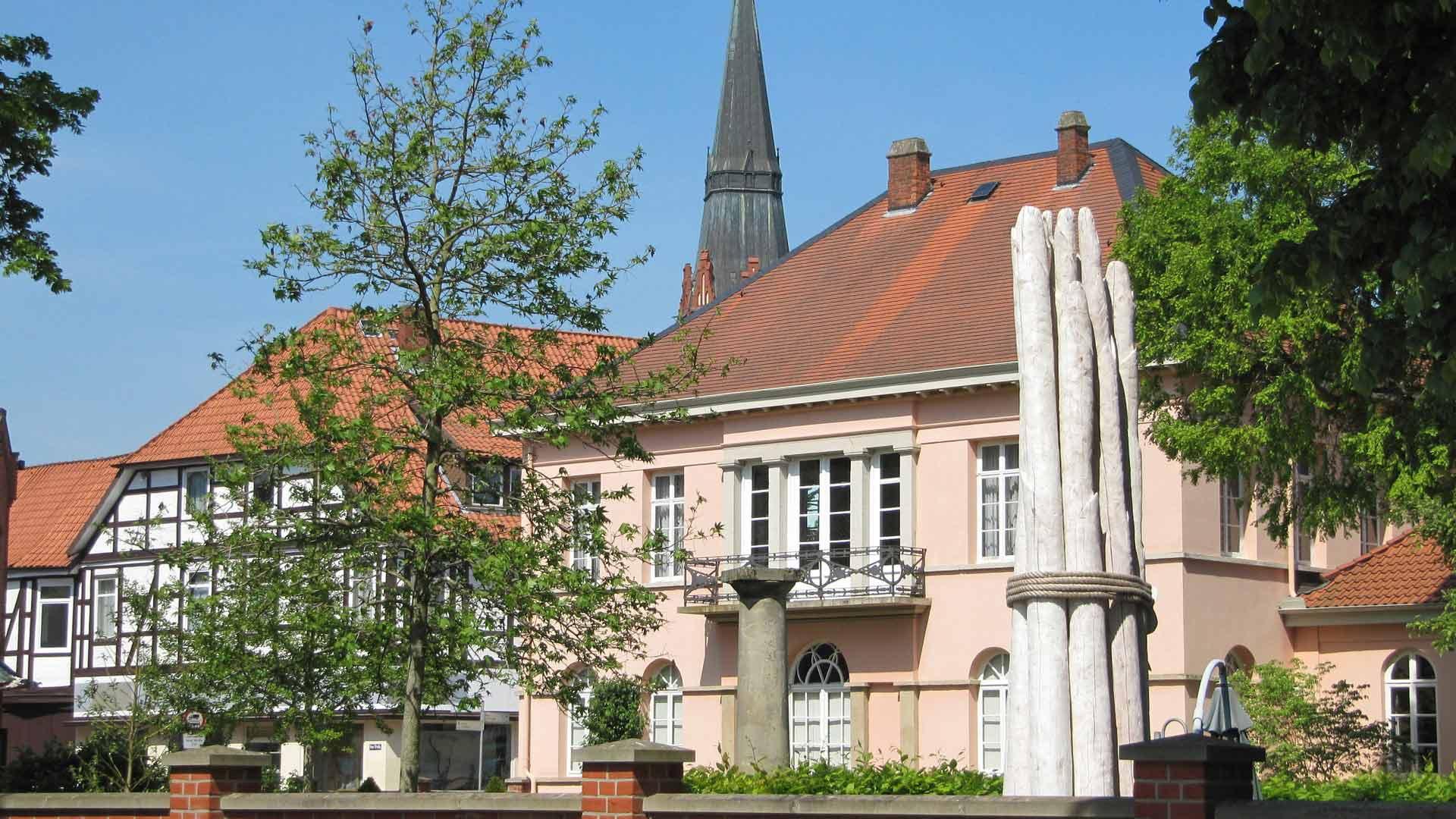 Nienburg is de aspergesstad van Noord-Duitsland.