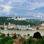 Deze fietsvakantie langs de Donau in Beieren eindigt in Passau.