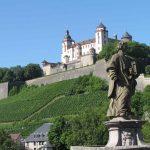 De Marienfestung bij Würzburg is een van de hoogtepunten op deze fietsvakantie langs de Main.